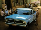 Ford F-100 BR-spec 1979 wallpapers