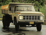 Ford F-11000 1986 photos