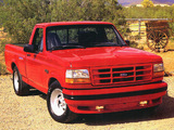 Ford SVT F-150 Lightning 1993–95 pictures