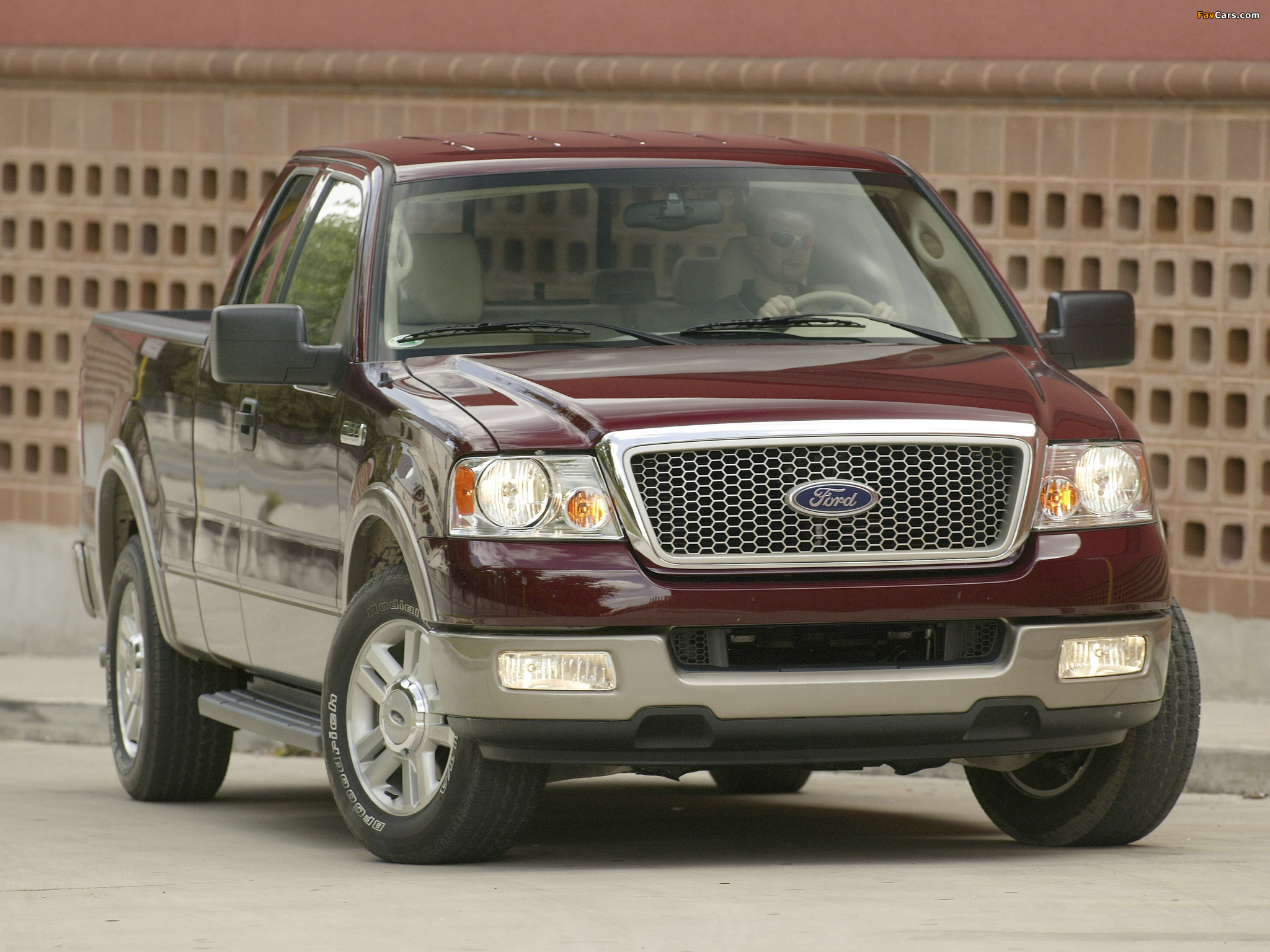2004 Ford Lariat F1502004 F 150 Biscayne Auto Sales Pre 4x4 Supercab 05 Pictures 2048x1536
