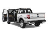 Ford F-150 XLT SuperCrew 2008–11 images