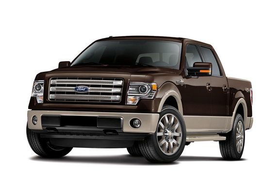 Ford F 150 King Ranch Supercrew 2012 Images 1280x960