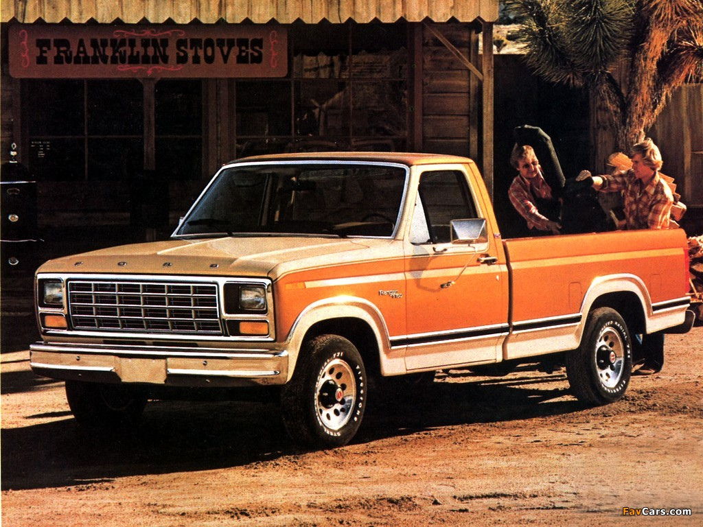 images of ford f 150 ranger 1980 86 1024x768
