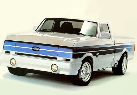 Ford F 150 >> Pictures of Ford F-150 Concept Pick Up 1990 (800x600)