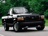 Wallpapers of Ford SVT F-150 Lightning 1993–95