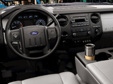 Ford F-250 Super Duty Regular Cab 2010 pictures