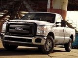 Images of Ford F-250 Super Duty Regular Cab 2010
