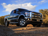 Ford F-250 Super Duty FX4 Crew Cab 2010 wallpapers