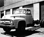 Pictures of Ford F-600 1957