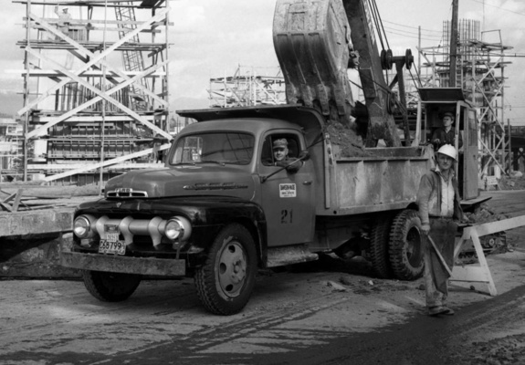 Ford F8 1951 pictures (640x480)
