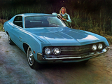 Ford Fairlane 500 2-door Hardtop 1970 photos