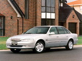 Ford Fairlane Ghia Special Edition (NL) 1998 wallpapers