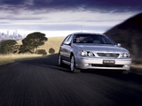 Ford Fairlane G220 (BA) 2003–05 wallpapers