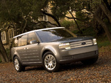 Photos of Ford Fairlane Concept 2005