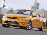 Ford Falcon XR6 Ute (FG) 2008–11 photos
