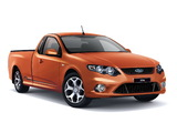 Ford Falcon XR6 Ute 50th Anniversary (FG) 2010 wallpapers