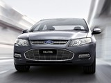 Ford Falcon (FG) 2011 photos