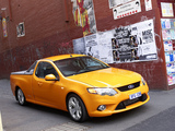 Images of Ford Falcon XR6 Ute (FG) 2008–11
