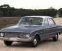 Pictures of Ford Falcon (XK) 1960–62