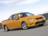 Pictures of Ford Falcon XR6 Ute (FG) 2008–11
