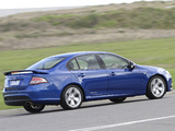 Pictures of Ford Falcon XR6 (FG) 2011