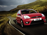 Ford Fiesta ST 2004–05 photos