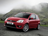 Ford Fiesta ST 2004–05 wallpapers