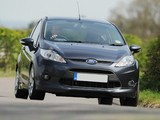 Ford Fiesta Zetec S 2009 photos