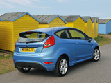 Photos of Ford Fiesta Zetec S 2009