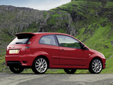 Pictures of Ford Fiesta ST 2004–05