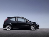 Ford Fiesta Sport 2002–05 wallpapers