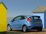 Ford Fiesta Zetec S 2009 wallpapers