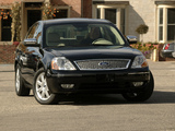 Pictures of Ford Five Hundred (D258) 2004–07