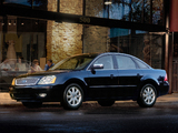 Ford Five Hundred (D258) 2004–07 wallpapers