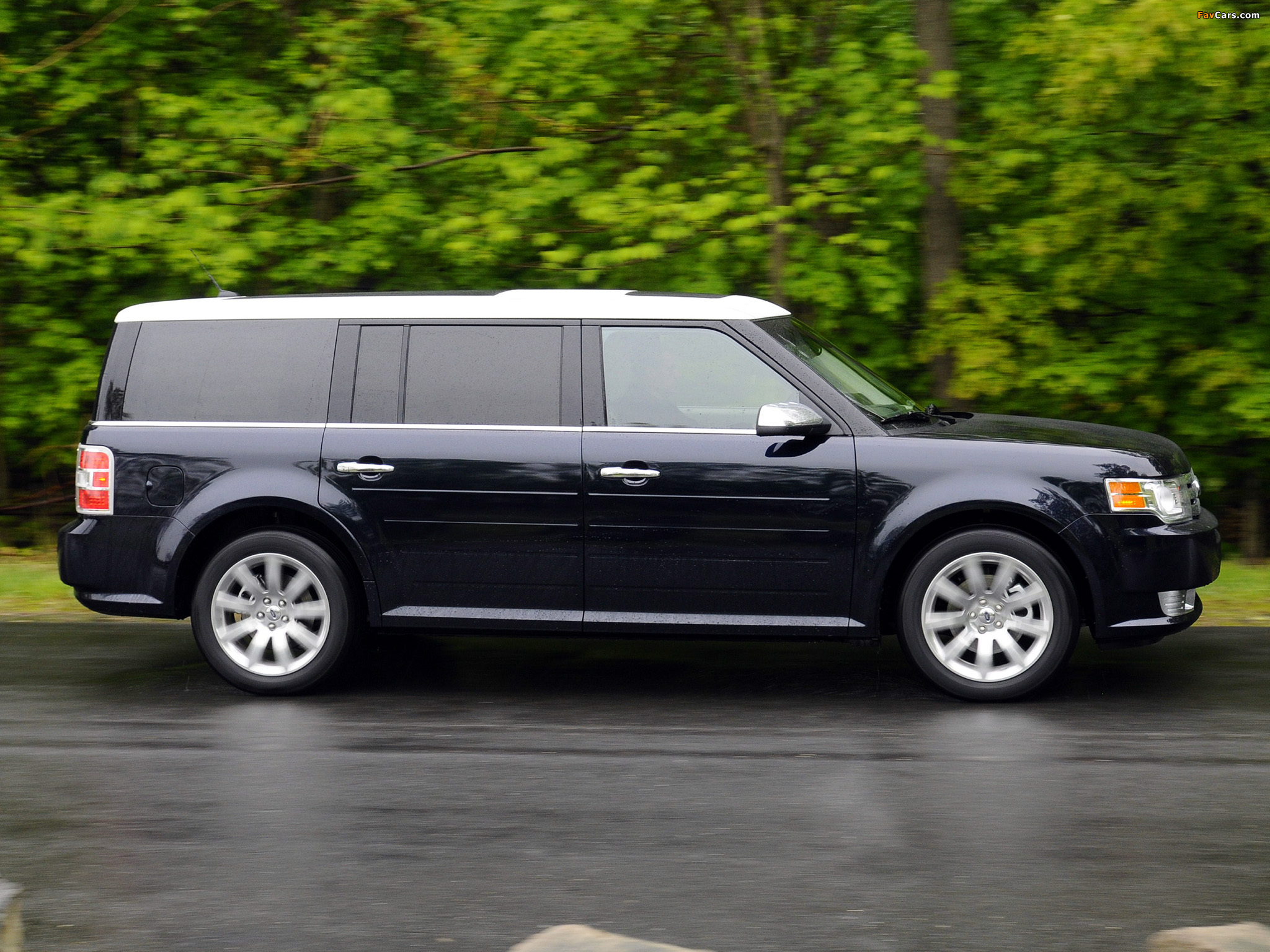Ford Flex 2008 12 Wallpapers 2048x1536