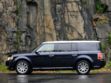 Images of Ford Flex 2008–12