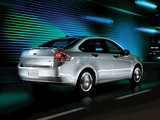 Ford Focus Sedan 2007–10 wallpapers
