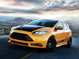 Shelby Focus ST 2013 pictures