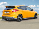 Wolf Racing Ford Focus ST 2013 wallpapers