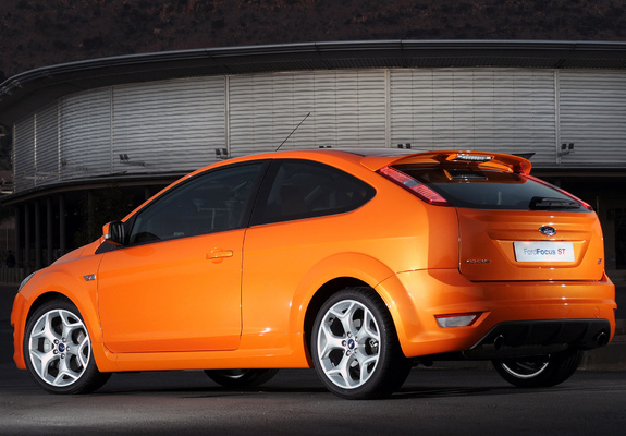Ford Focus St 2008 >> Images of Ford Focus ST 3-door ZA-spec 2008–10 (1280x960)