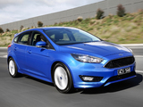 Images of Ford Focus S AU-spec 2015