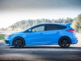 Ford Focus RS (DYB) 2015 wallpapers