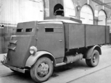 Fordson 7V Armoured Cab 1937–47 wallpapers