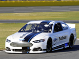 Images of Ford Fusion NASCAR Race Car 2012