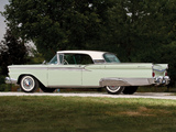 Ford Galaxie Skyliner 1959 wallpapers