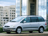 Ford Galaxy 2000–06 photos
