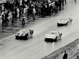 Ford GT40 Victory at LeMans 1966 photos