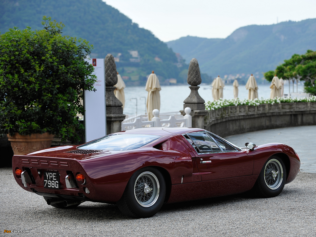 Ford GT40 (MkIII) 1967–69 wallpapers (1280 x 960)