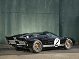 Photos of Ford GT40 Le Mans Race Car 1966