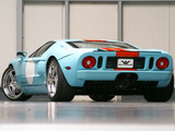 Wheelsandmore Ford GT 2009 wallpapers